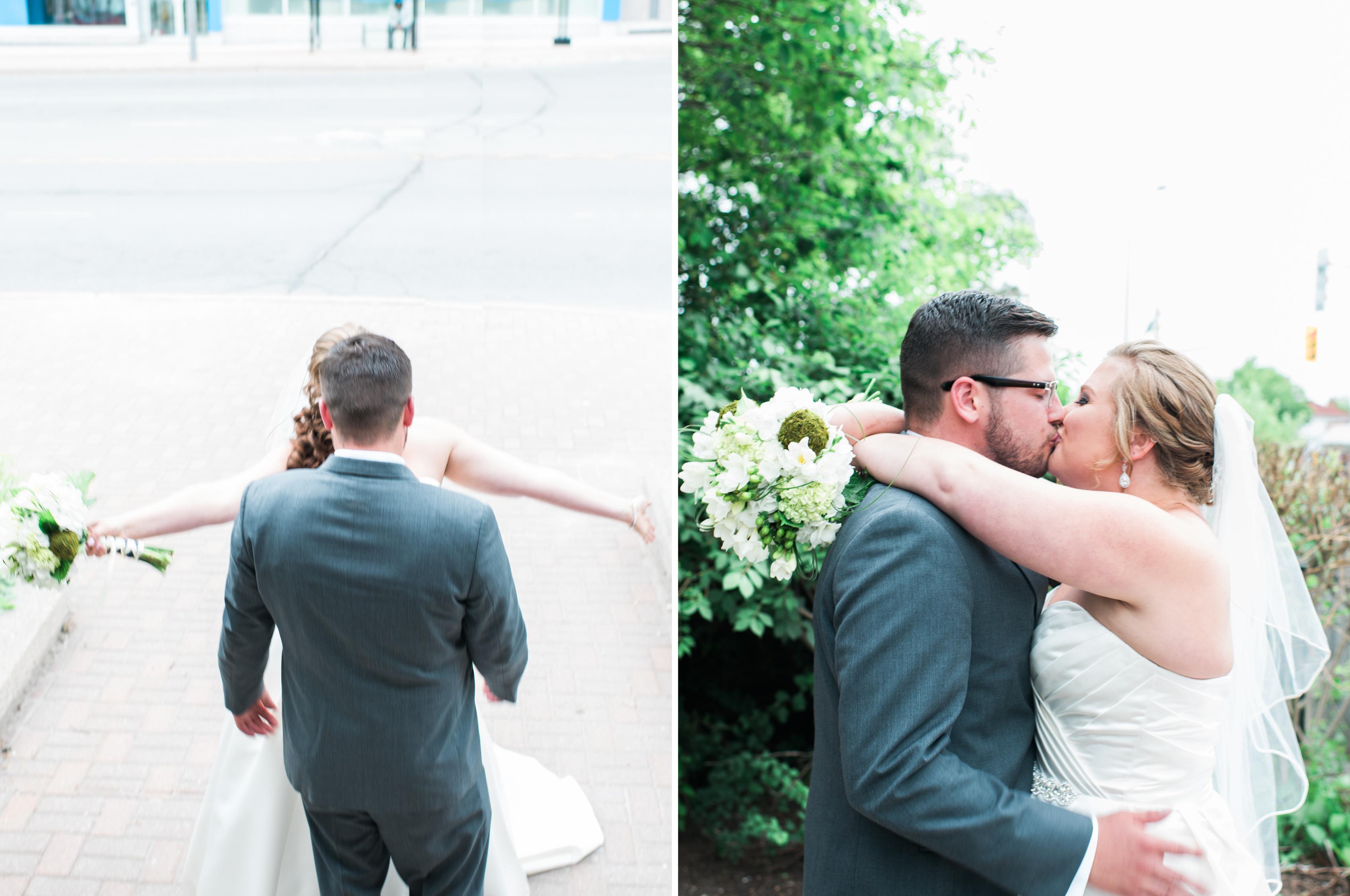 Maclaren Art Centre Barrie Wedding Alisha Noah Everyday Deelights