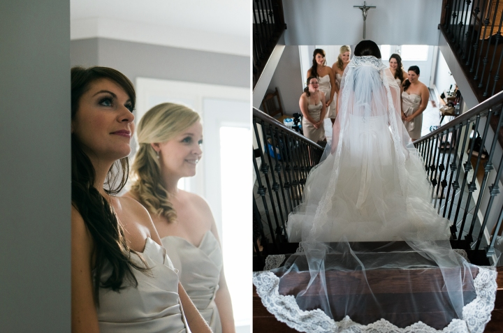 bride-down-stairs